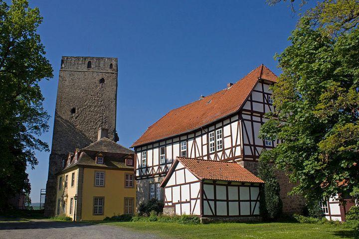 Burg Adelebsen, Foto von Johan Bakker