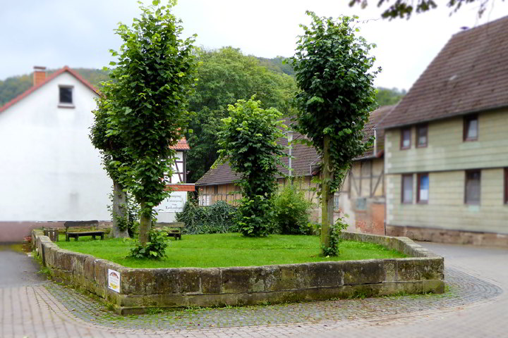 der Tie in Reiffenhausen, Foto Jan Stubenitzky